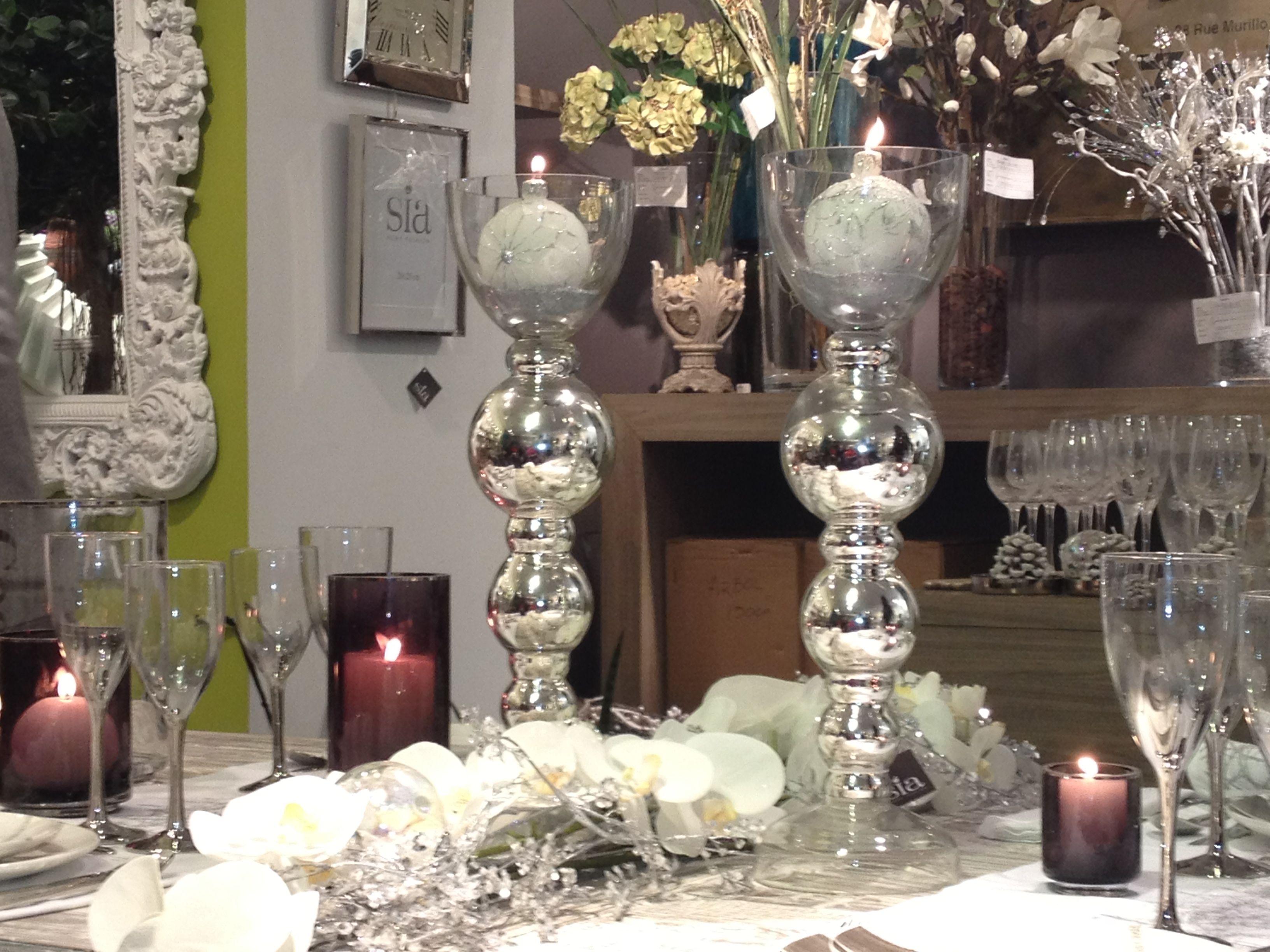 Centro de mesa navidad compartimos un brunch - Adornos mesa navidad ...