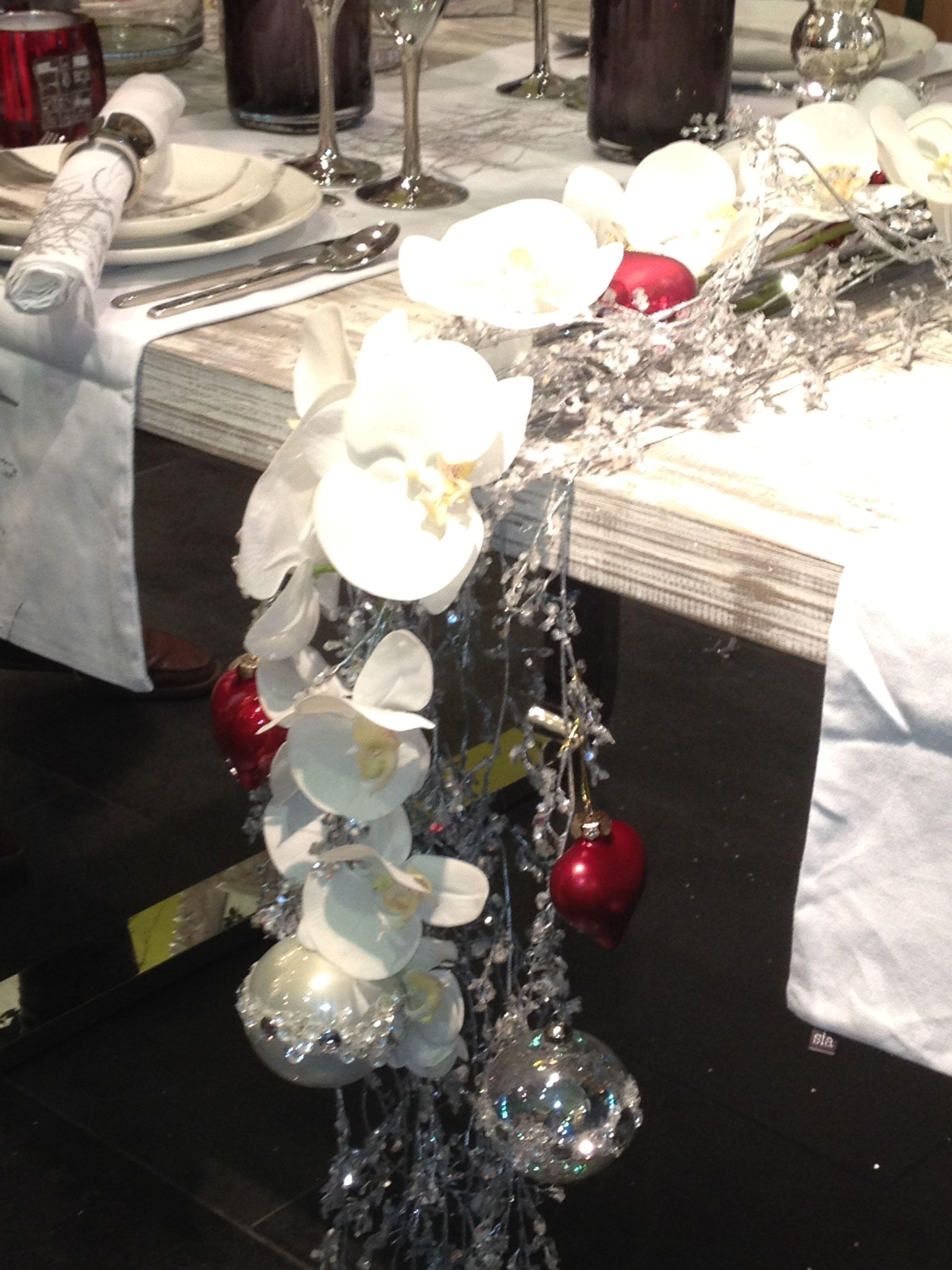 Centro De Mesa Navidad Compartimos Un Brunch  ~ Bolas Para Decorar Centros De Mesa