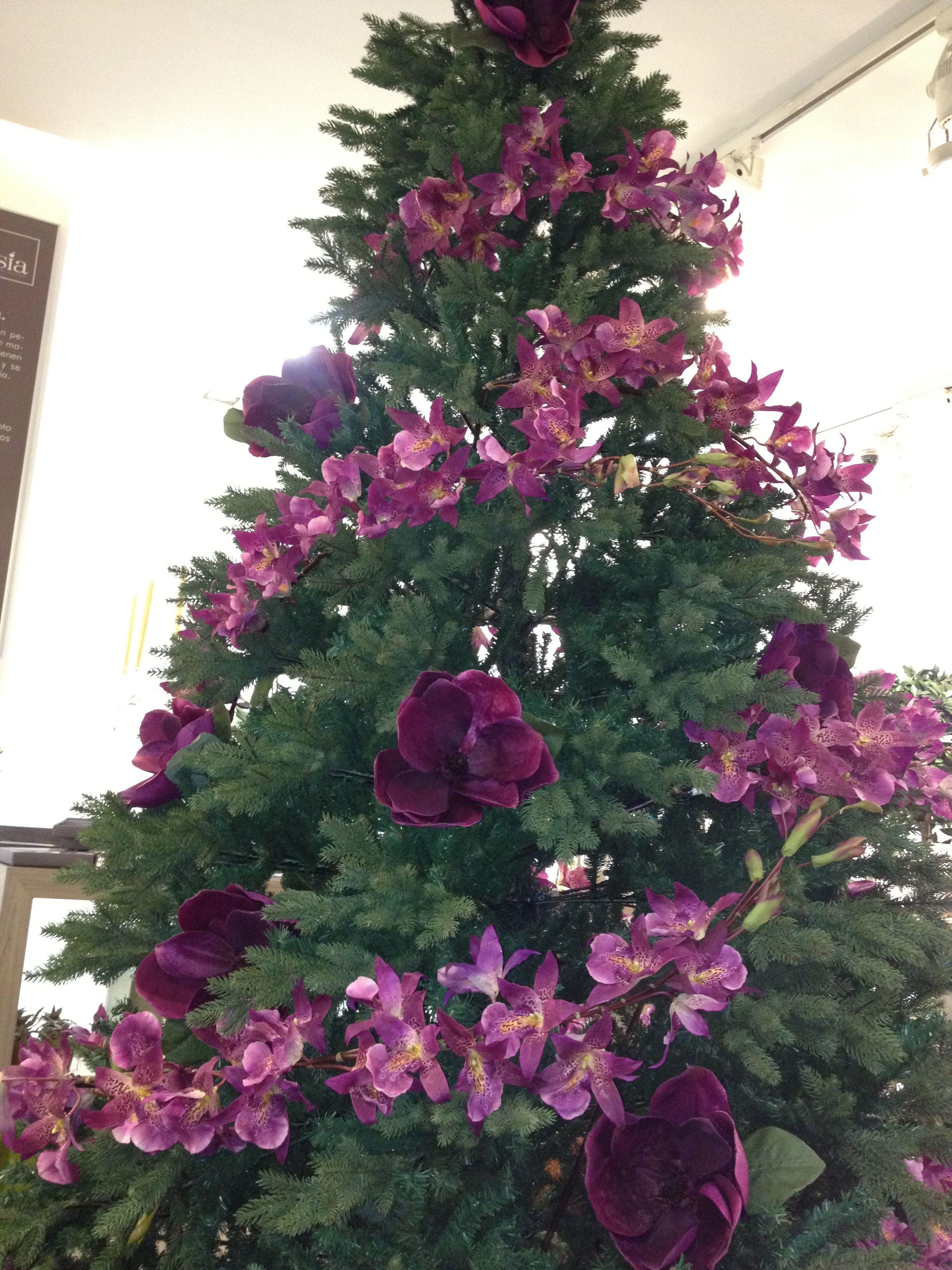 Centros mesas navidad compartimos un brunch - Como hacer un arbol de navidad blanco ...